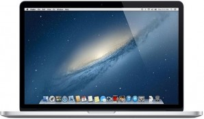 "MacBook Pro 15"" Retina Display (Anfang 2013)"