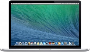 "MacBook Pro 15"" Retina Display (Ende 2013)"