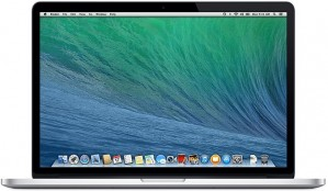 "MacBook Pro 15"" Retina Display (Mitte 2014)"