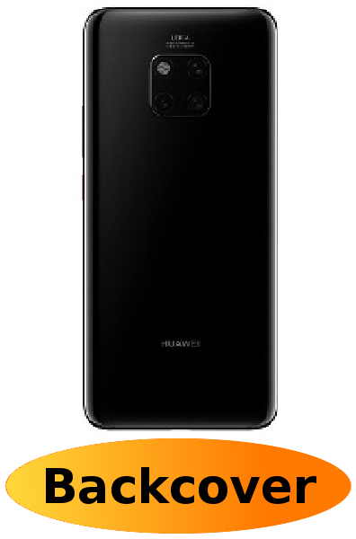 Huawei Mate 30 Reparatur: Backcover