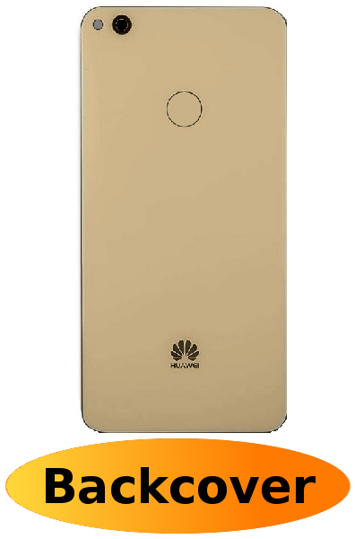 Huawei P8 Lite (2017) Reparatur: Backcover Gold