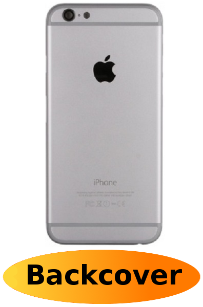 iPhone 6 Reparatur: Backcover
