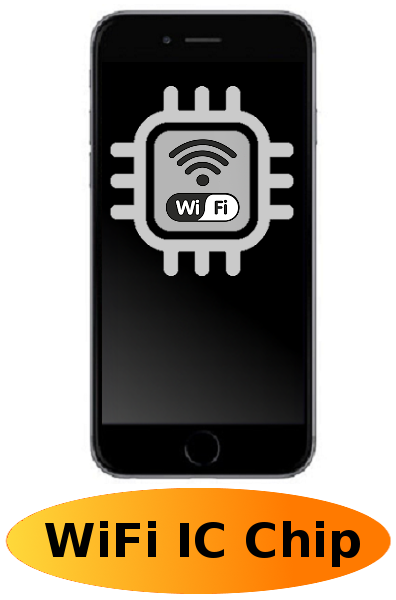iPhone 6 Reparatur: WLAN / WiFi IC Chip