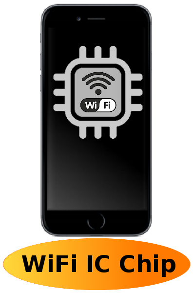 iPhone 6s Reparatur: WLAN / WiFi IC Chip