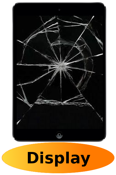 iPad 2 Reparatur: Glas + Touchscreen