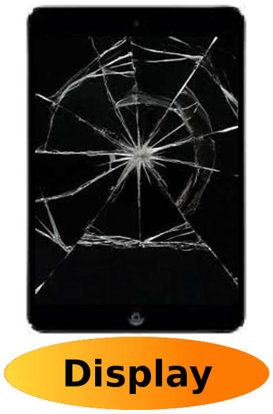iPad mini 2 Reparatur: Glas + Touchscreen