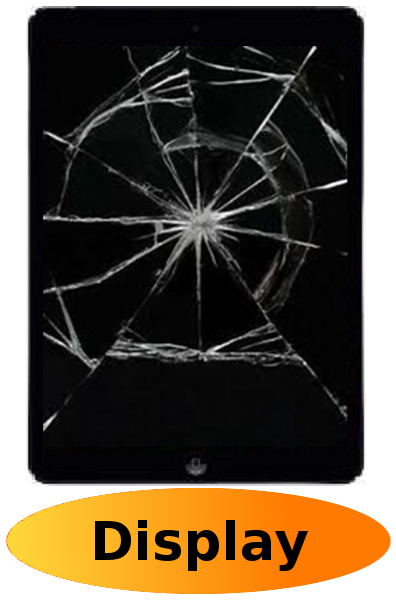 iPad 4 Reparatur: Glas + Touchscreen