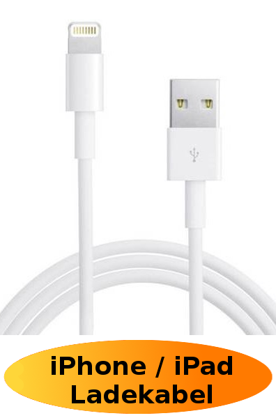 iPhone / iPad Datenkabel / Ladekabel / USB Kabel