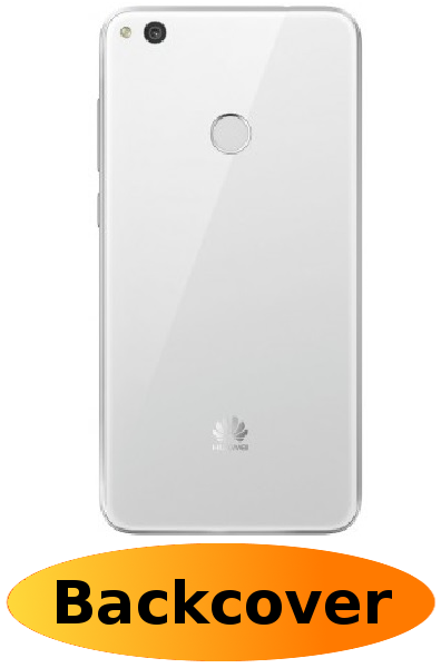 the latest c0ff2 d52d0 Huawei P8 Lite (2017) Repair: Back Cover White